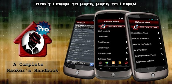 Hackers Home Pro apk