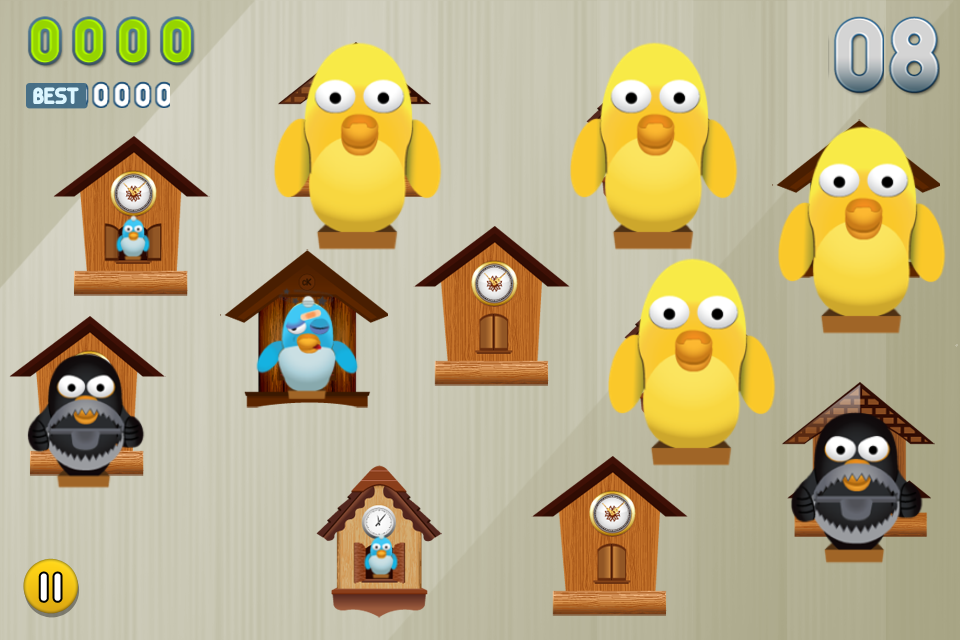 Cuckoo Killer Free - screenshot