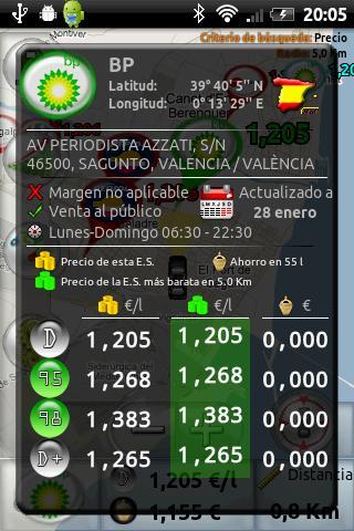 Gasolina Barata Z-GasoRedux- screenshot