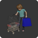 Shopping (small shop) icon
