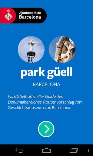 Park Güell - Offizieller Guide