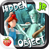 Hidden Object Jr Wizard of Oz