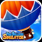 熱気球 - フライトゲーム Ballooning icon