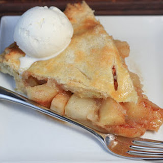 Apple Pie with No Fail Pie Crust
