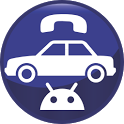 Car security assistant icon