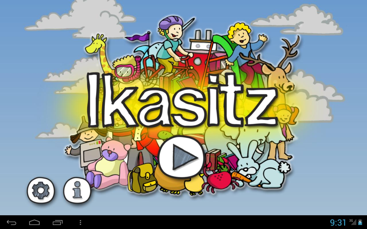 Ikasitz- screenshot