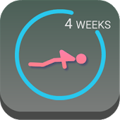 4 Weeks Push Ups Challenge