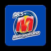 Metropolitana FM - 98,5 - SP