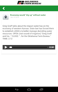 Oklahoma Farm Bureau- screenshot thumbnail