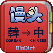 Korean->Chinese Dictionary