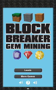 Block Breaker Gem Mining Free
