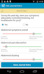 The Monash Uni Low FODMAP Diet- screenshot thumbnail
