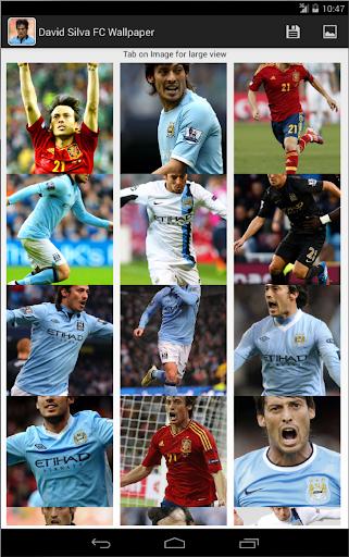 David Silva FC Wallpaper