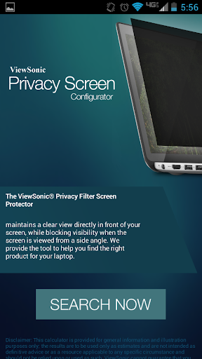 Privacy Screen Configurator
