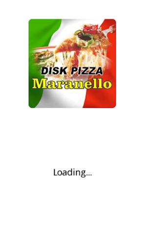 Disk Pizza Maranello