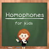 Homophones For Kids