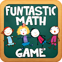 Math Game Kids Learning App icon