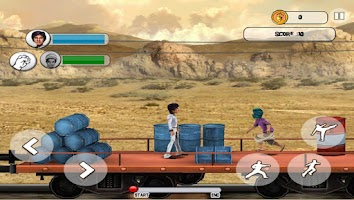 Screenshot of Sholay: Bullets of justice