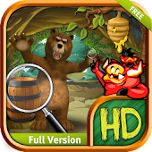 Grizzly Danger Hidden Object