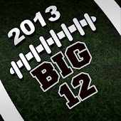2013 Big 12 Football Schedule