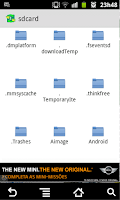 Screenshot of Fast File Manager