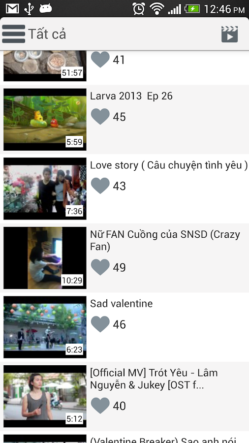 Clip Xôn Xao- screenshot