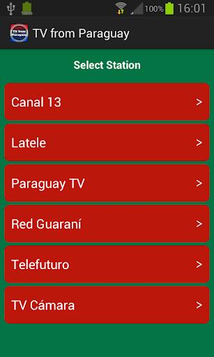 電視巴拉圭