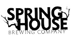 Logo for Spring House Brewing Co