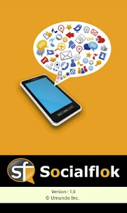 SocialFlok - screenshot thumbnail