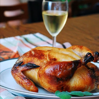 Riesling-Brined Turkey #OXOTurkeyDay