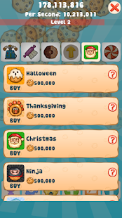 Cookie Clicker Collector - screenshot thumbnail