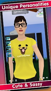 My Virtual Girlfriend- screenshot thumbnail