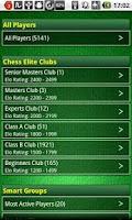Screenshot of Chess Elite