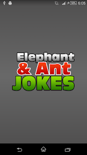Elephant And Ant Jokes - náhled
