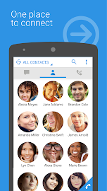 Contacts + Screenshot 2