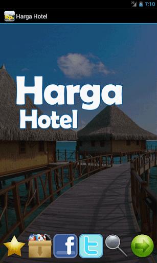 Harga Hotel