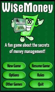 WiseMoney - screenshot thumbnail