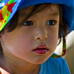Untitled by Miren Etcheverry - Babies & Children Child Portraits ( child, candids, children, candid, portraits, portrait, chun,  )
