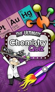 Ultimate Chemistry Quiz