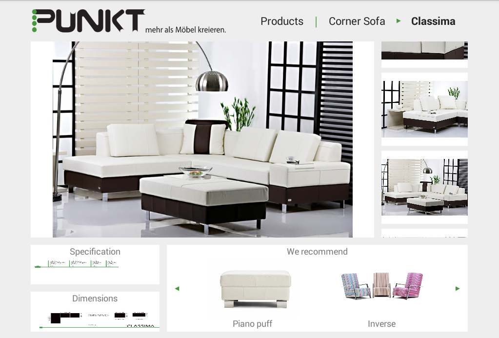 Punkt furniture catalog android apps on google play Furniture app