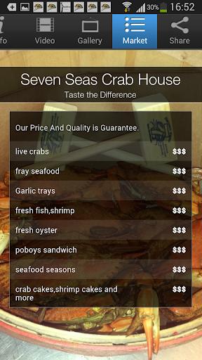 Seven Seas Crab House