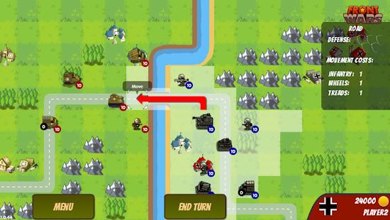 Front Wars Screenshot 13