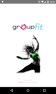 groupfit – Miniaturansicht des Screenshots