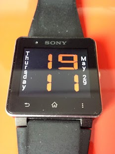 Four Clocks for SmartWatch 2