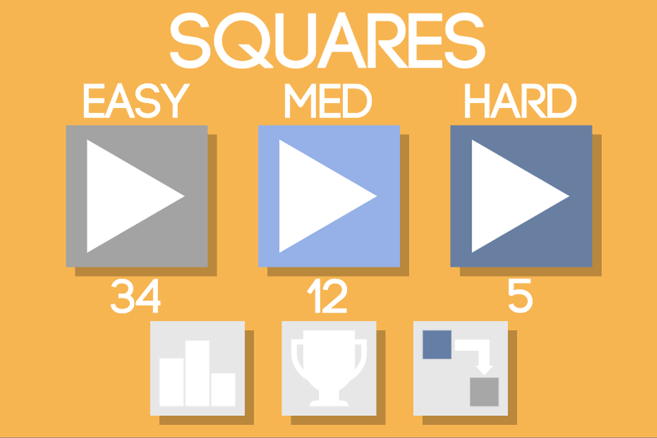 SQUARES- screenshot