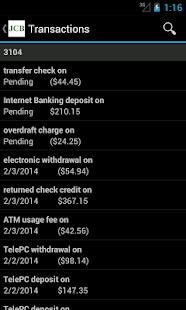 Johnson City Mobile Banking - screenshot thumbnail