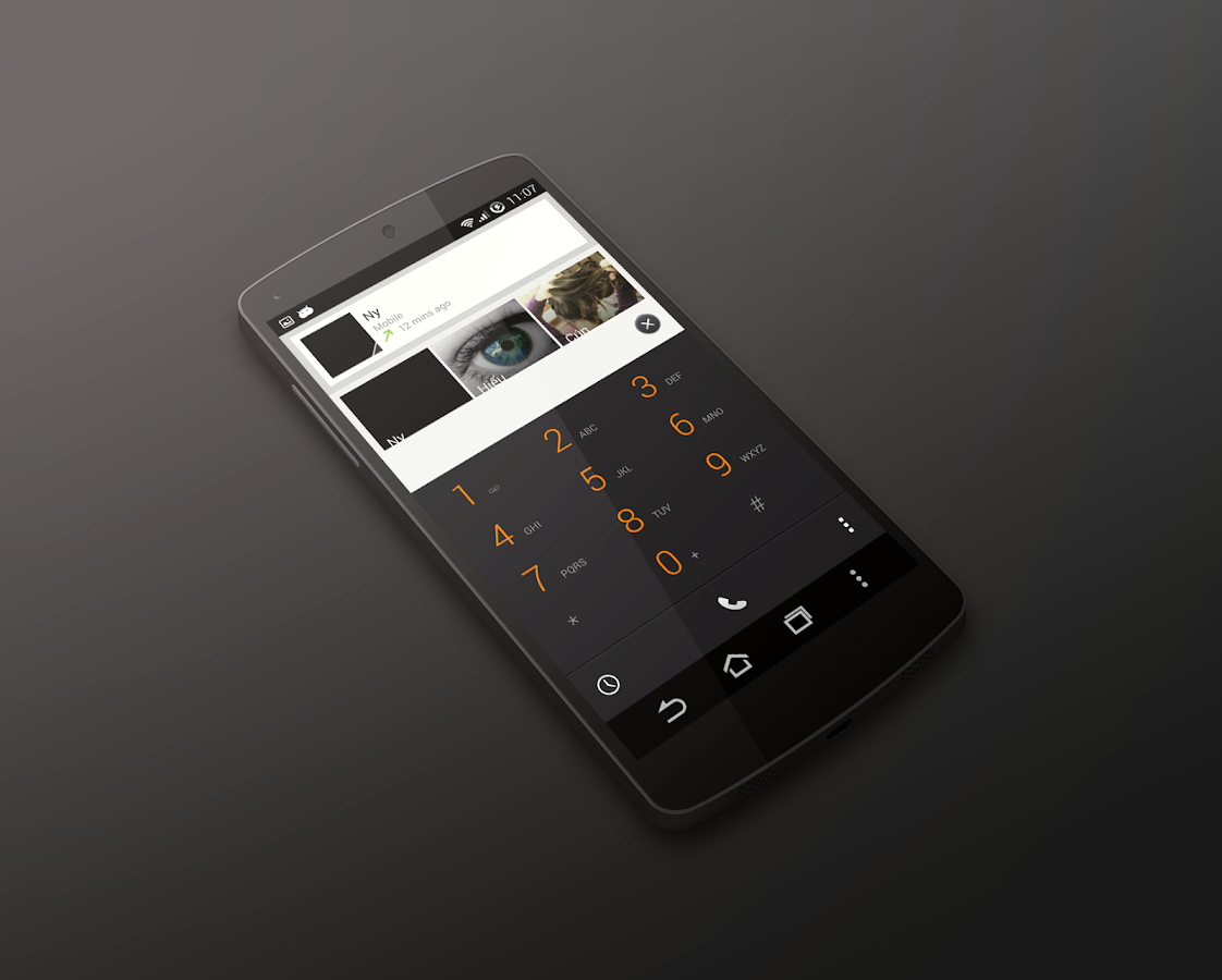 MiUI v5 - CM11 CM10.2 Theme - screenshot