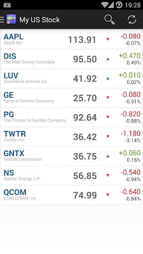 My US Stock