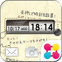[+]HOME SIMPLE きせかえテーマ icon