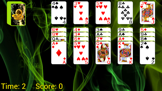 Two-Ways Solitaire - náhled